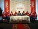 Пресс-конференция сборной команды по биатлону, фото ИА Стадион