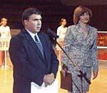 Дмитрий Котырев и Ольга Бойко