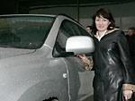 Светлана Ишмуратова с новым автомобилем