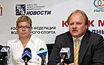 Наталья Румянцева и Александр Гурнов